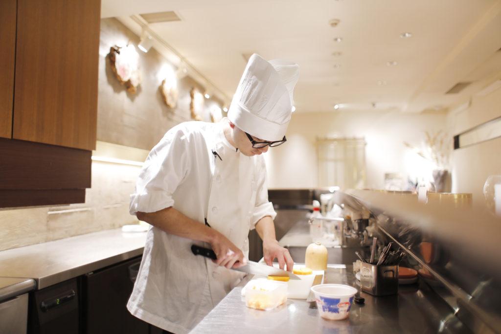 IL TEATRINO DA SALONE kitchen staff
