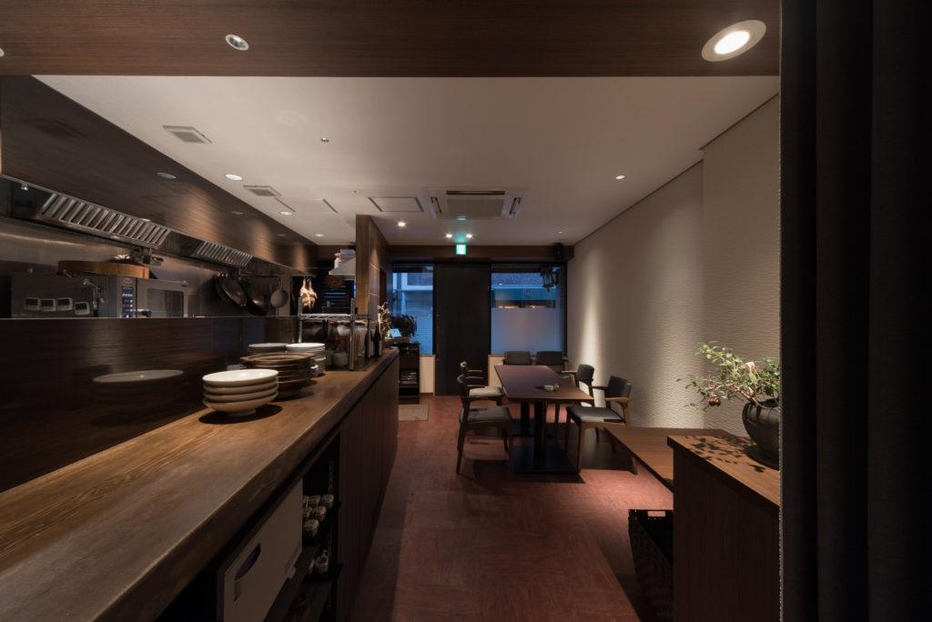 Chugokusai S.Sawada interior