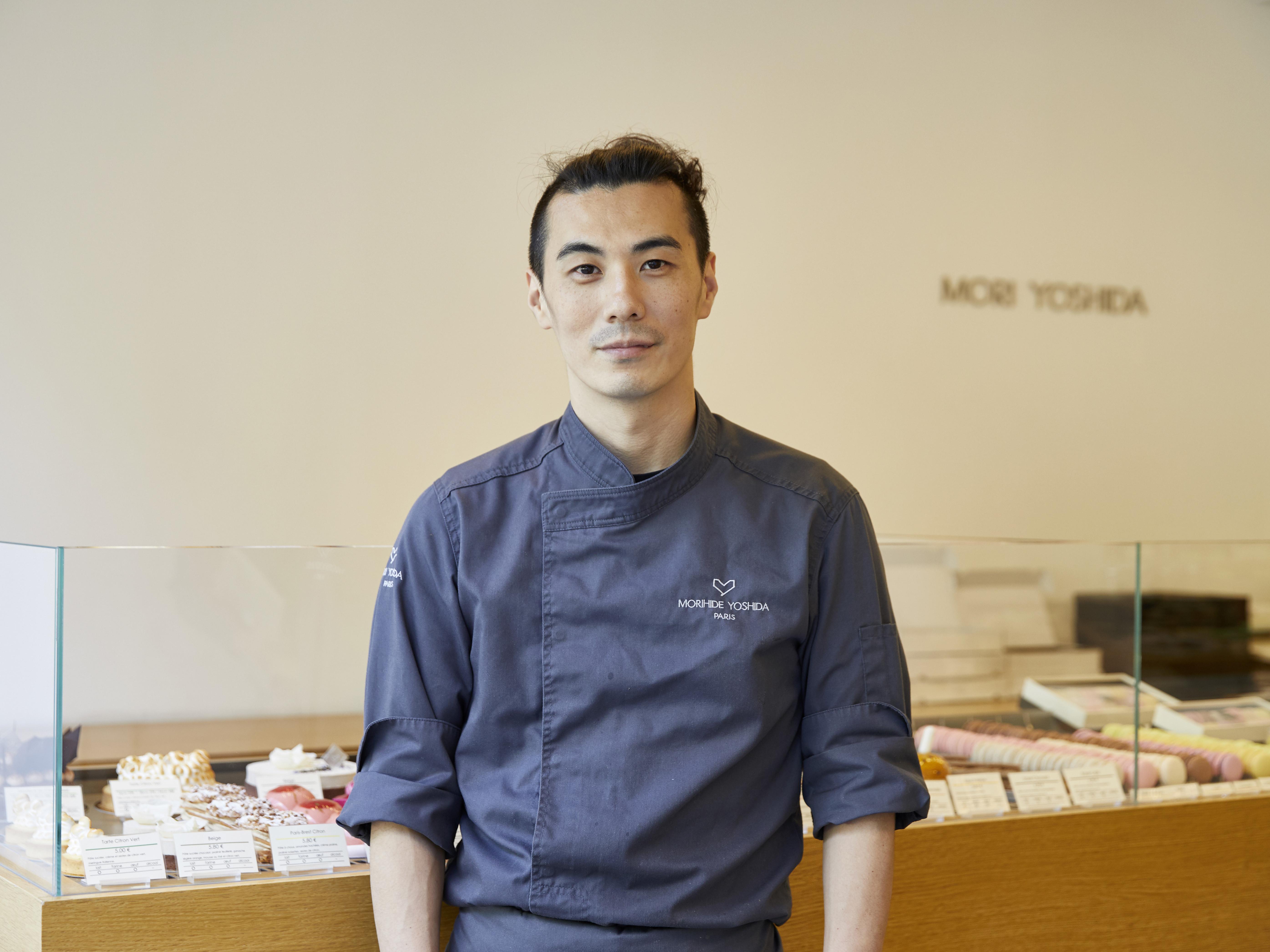 MORI YOSHIDA Morihide Yoshida