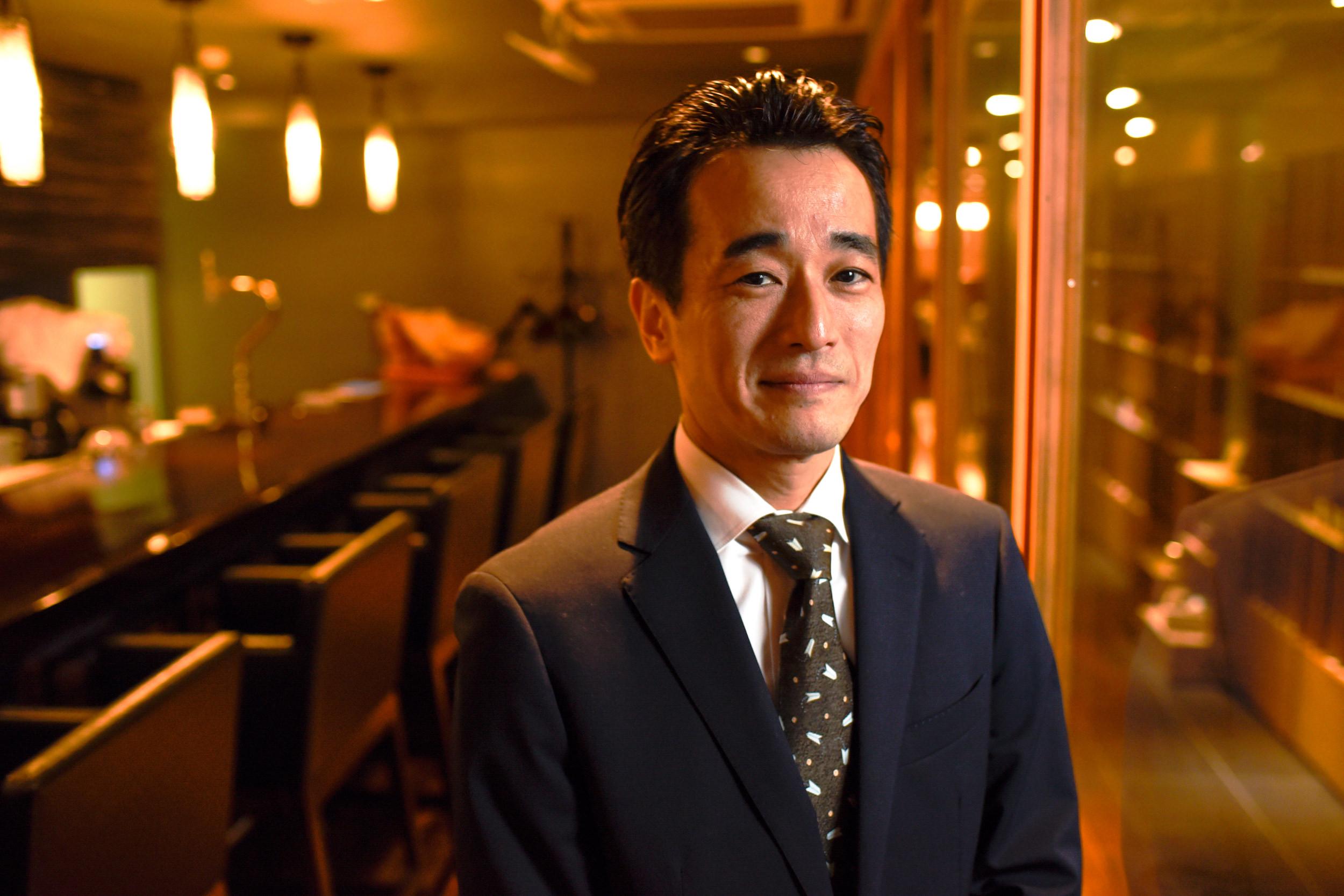 Restaurant Aromes Kazumi Okabe