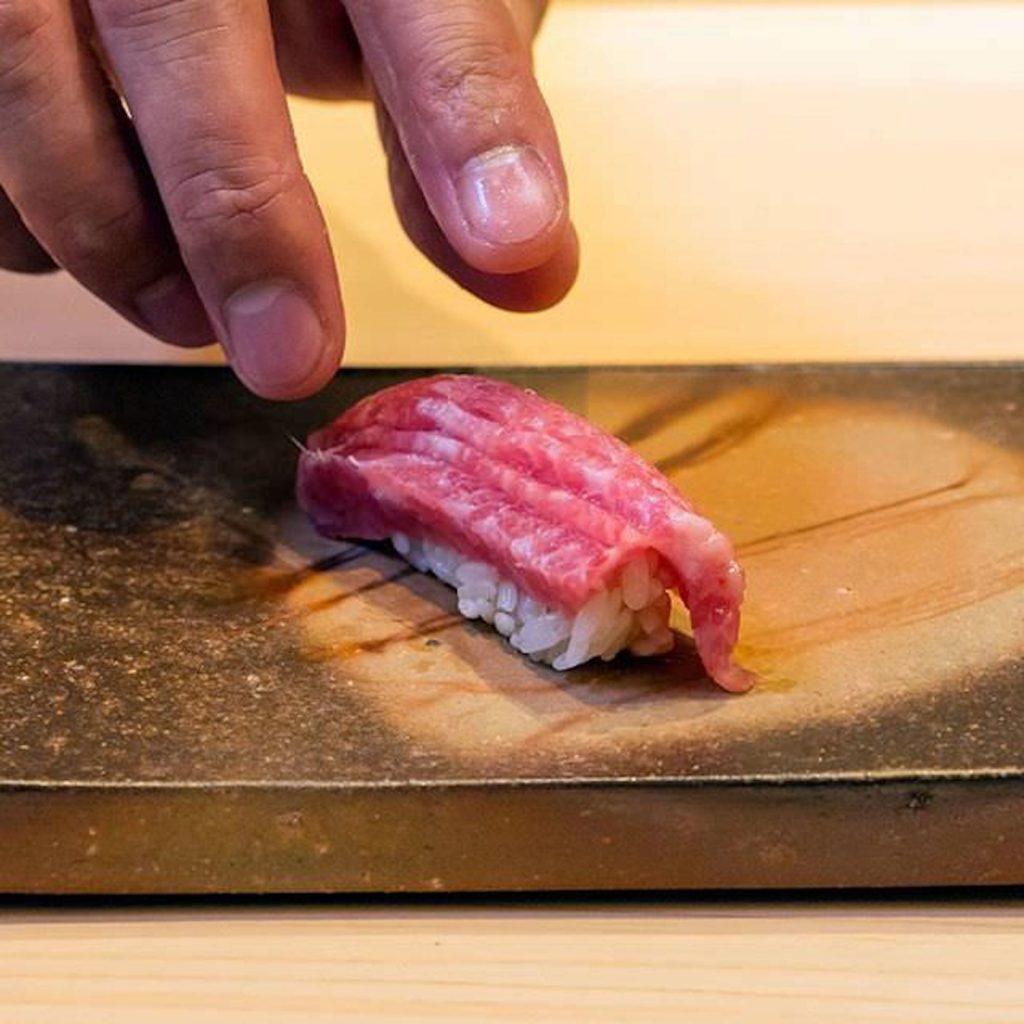 SUSHI GINZA ONODERA NEWYORK sushi