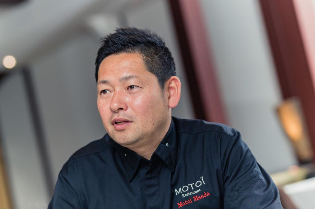 Restaurant MOTOI Motoi Maeda