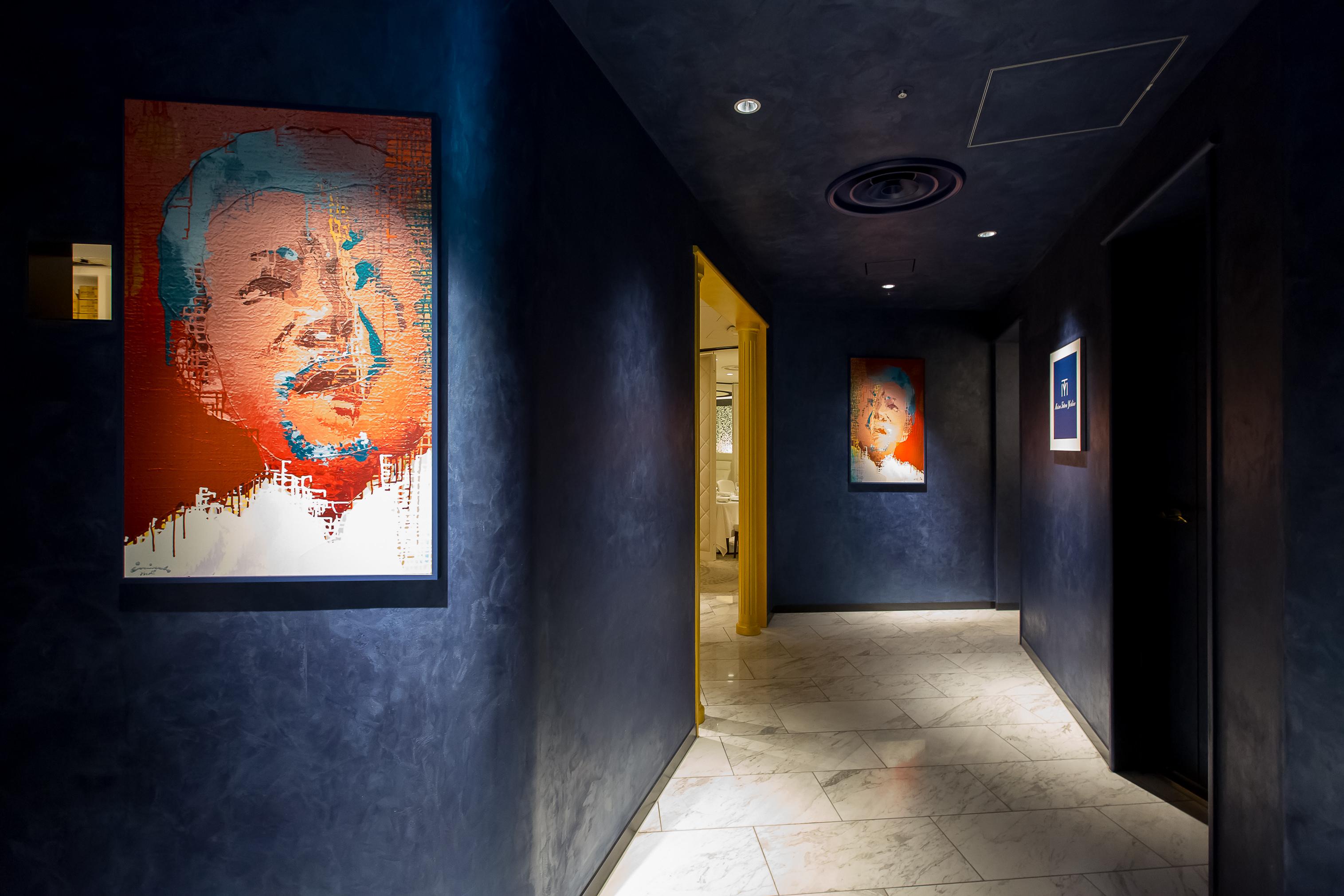 Maison Tateru Yoshino interior