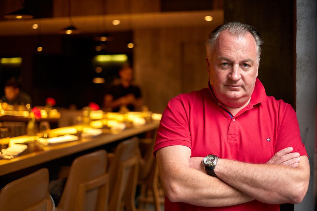 Stefan Stiller(Tai'an Table)