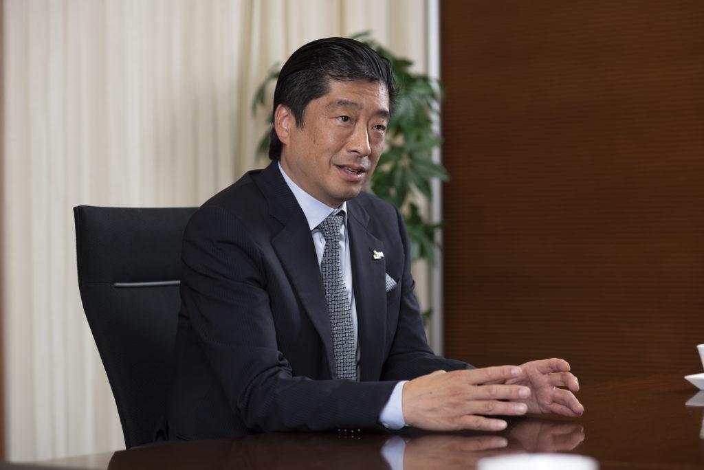 Hiramatsu Group Takaya Jinnai