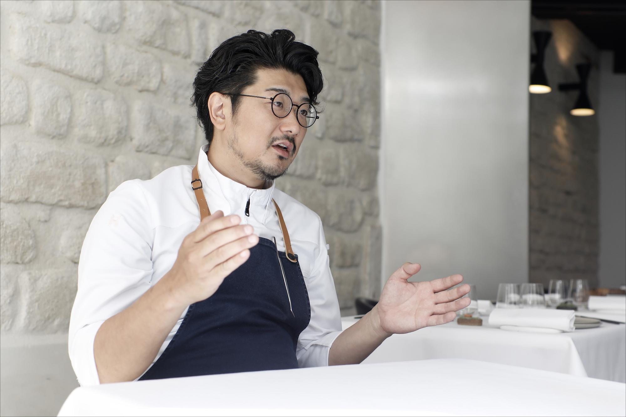 Restaurant PAGES Teshima Ryuji