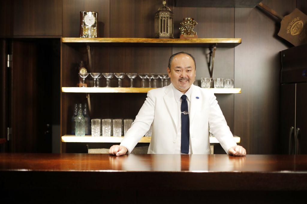 Hisashi Kishi(STAR BAR)