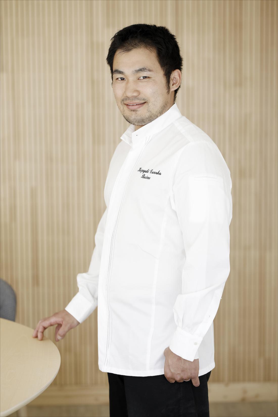 Restaurant Racine Tanaka Kazuyuki