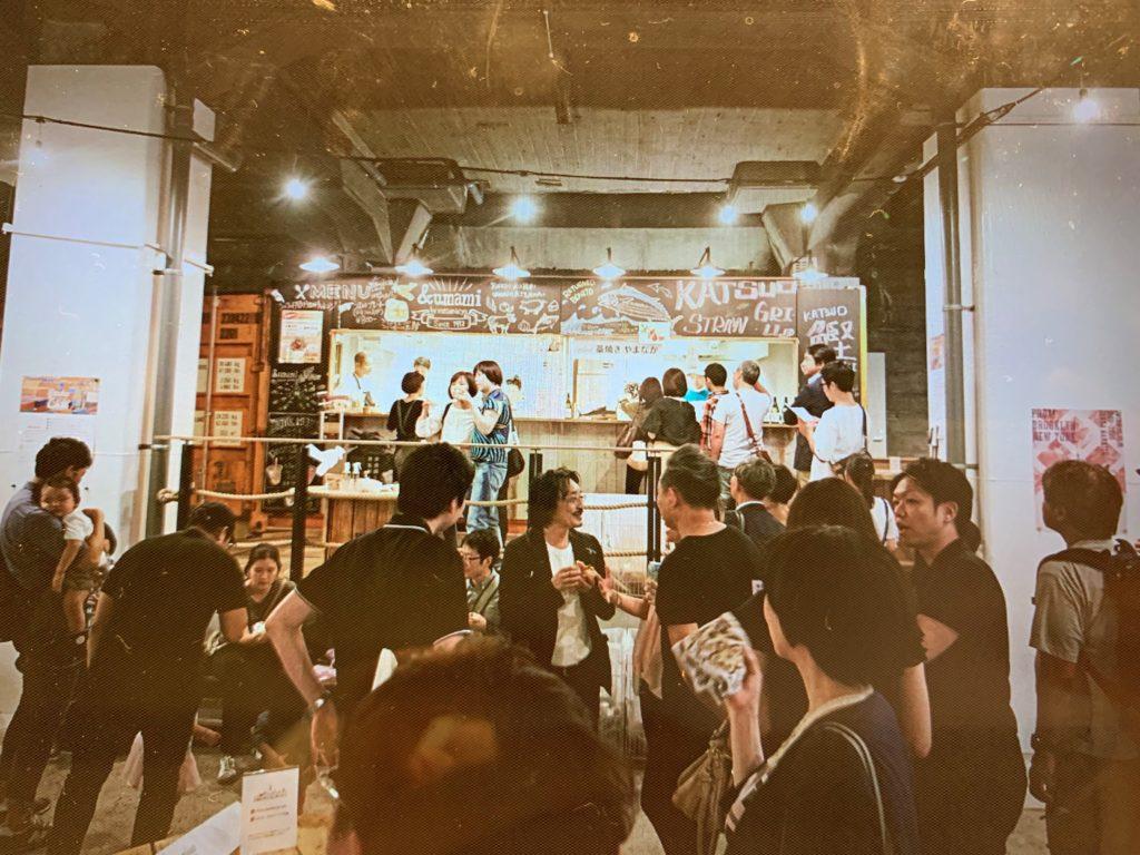NYブルックリンで大人気の移動型フードマーケット スモーガスバーグが今年も大阪中津に!