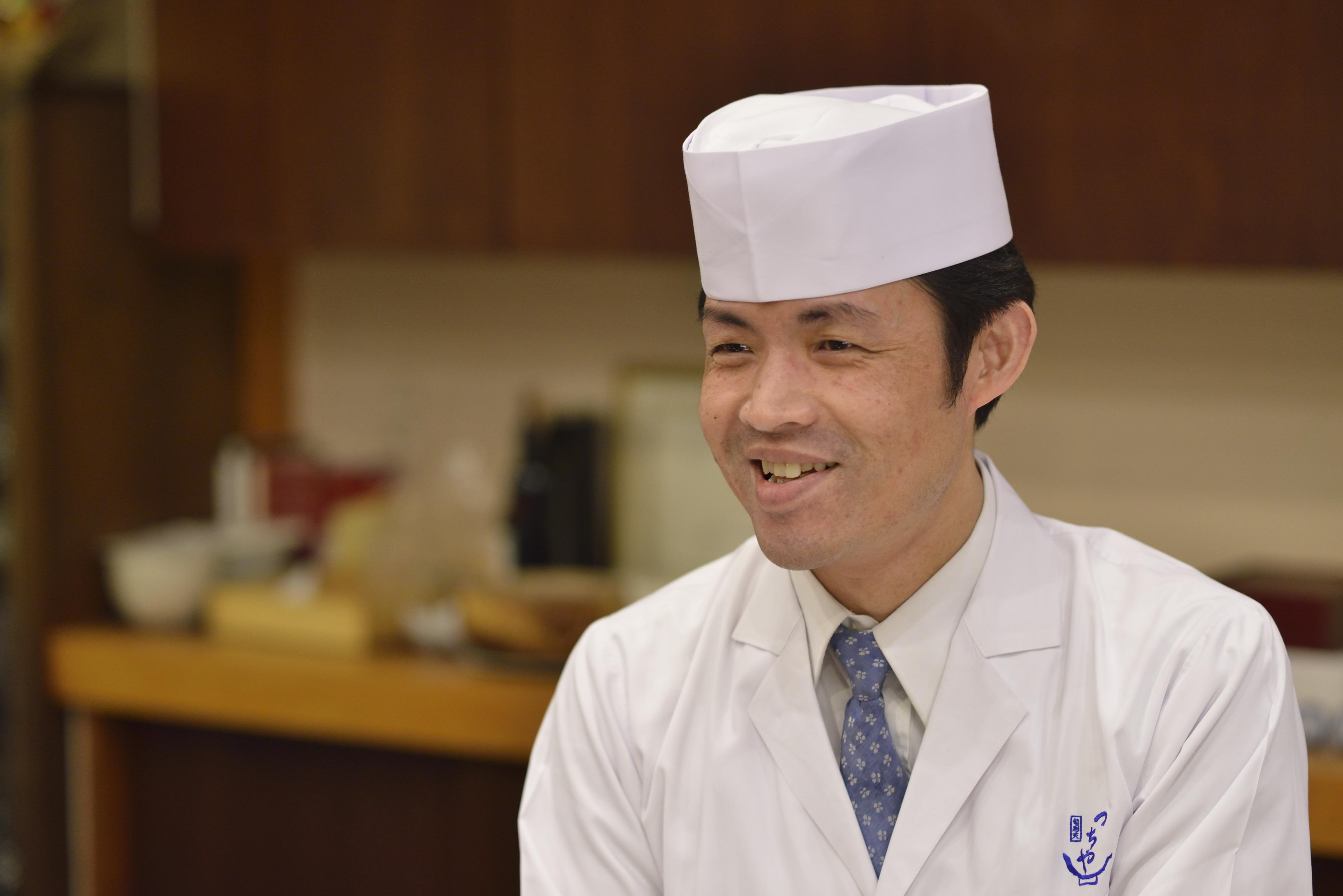旬彩天つちや 土阪幸彦