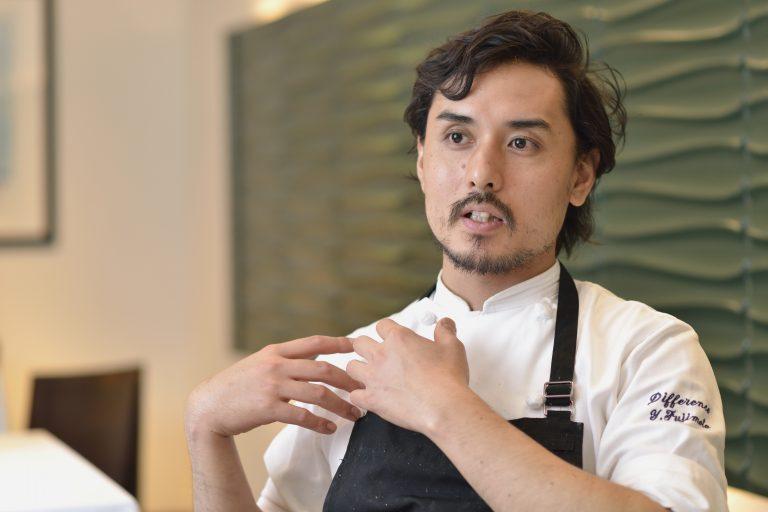 藤本義章 Restaurant Difference(レストラン ディファランス)
