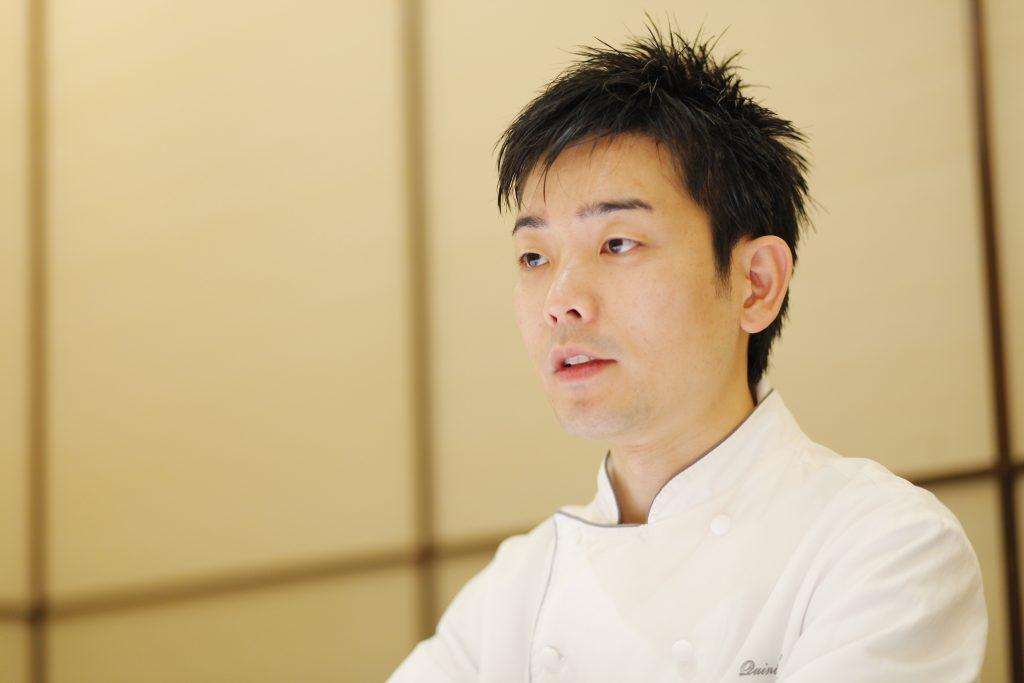 岸田 カンテサンス Chefs for