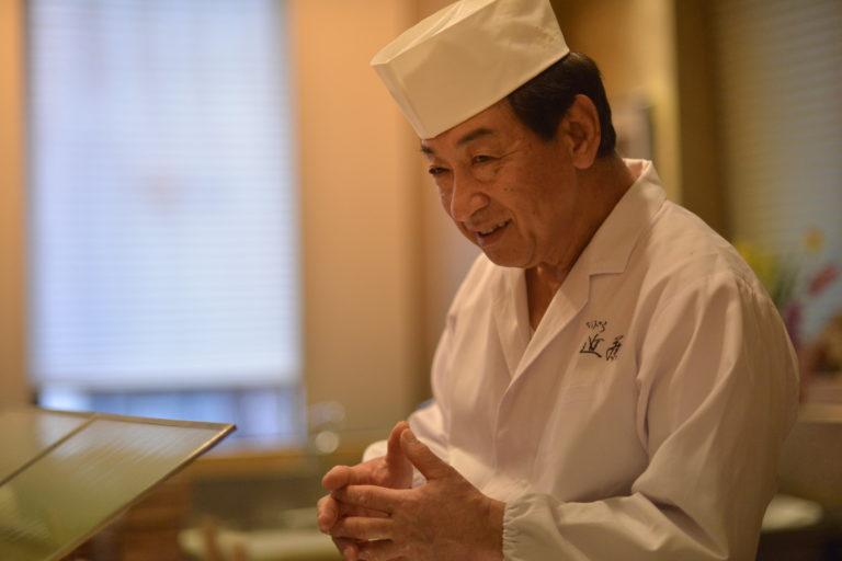 生涯を天ぷらに捧ぐ。天ぷらでしか出せない味を世界に伝えたい