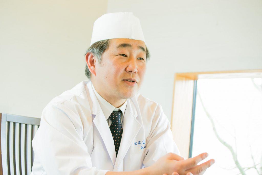 山崎浩史 旬菜山崎