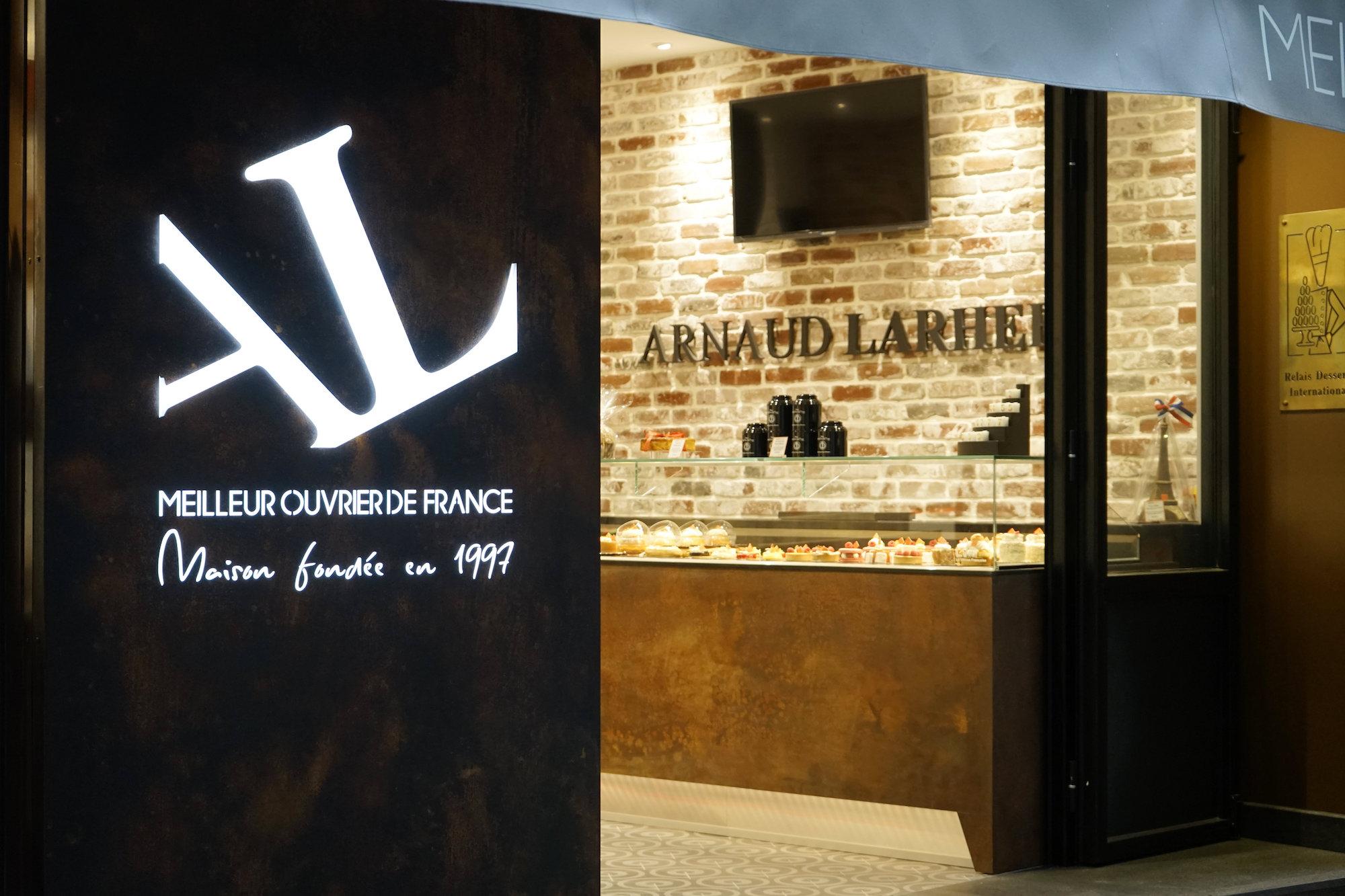 Arnaud Larher(アルノー・ラエール )外観