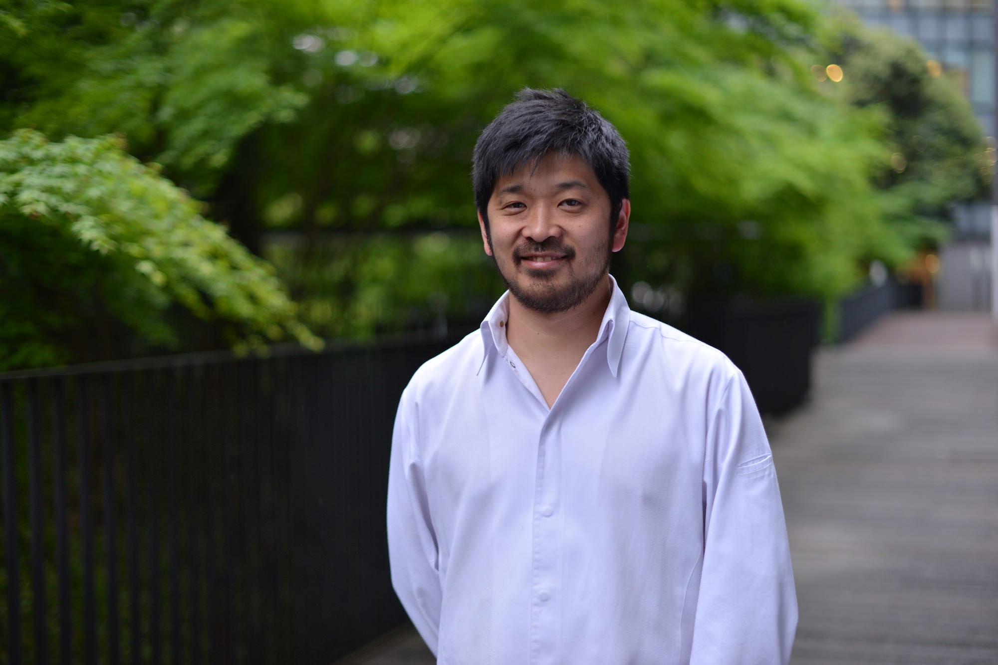 Keisuke Matsushima 松嶋 啓介