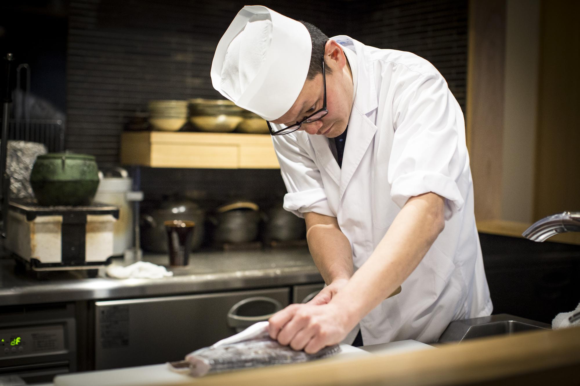 京料理みつや 松村知典