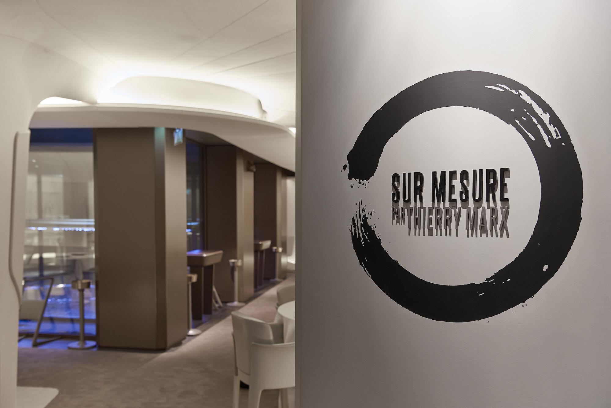 Sur Mesure de Mandarin Oriental Hotel Paris(マンダリン オリエンタル ホテル)