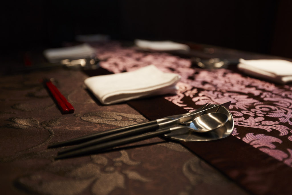 China Bistro EVOLVE table-set