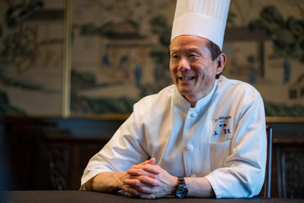 王憲生 中国料理「故宮」