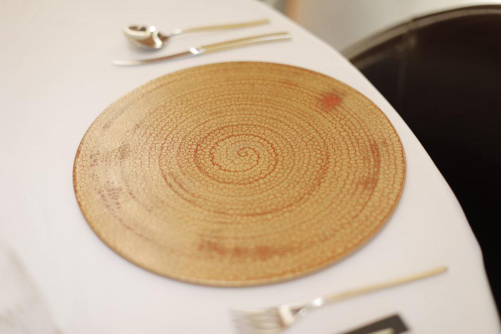 Restaurant La FinS(レストラン ラ フィネス)テーブルセット