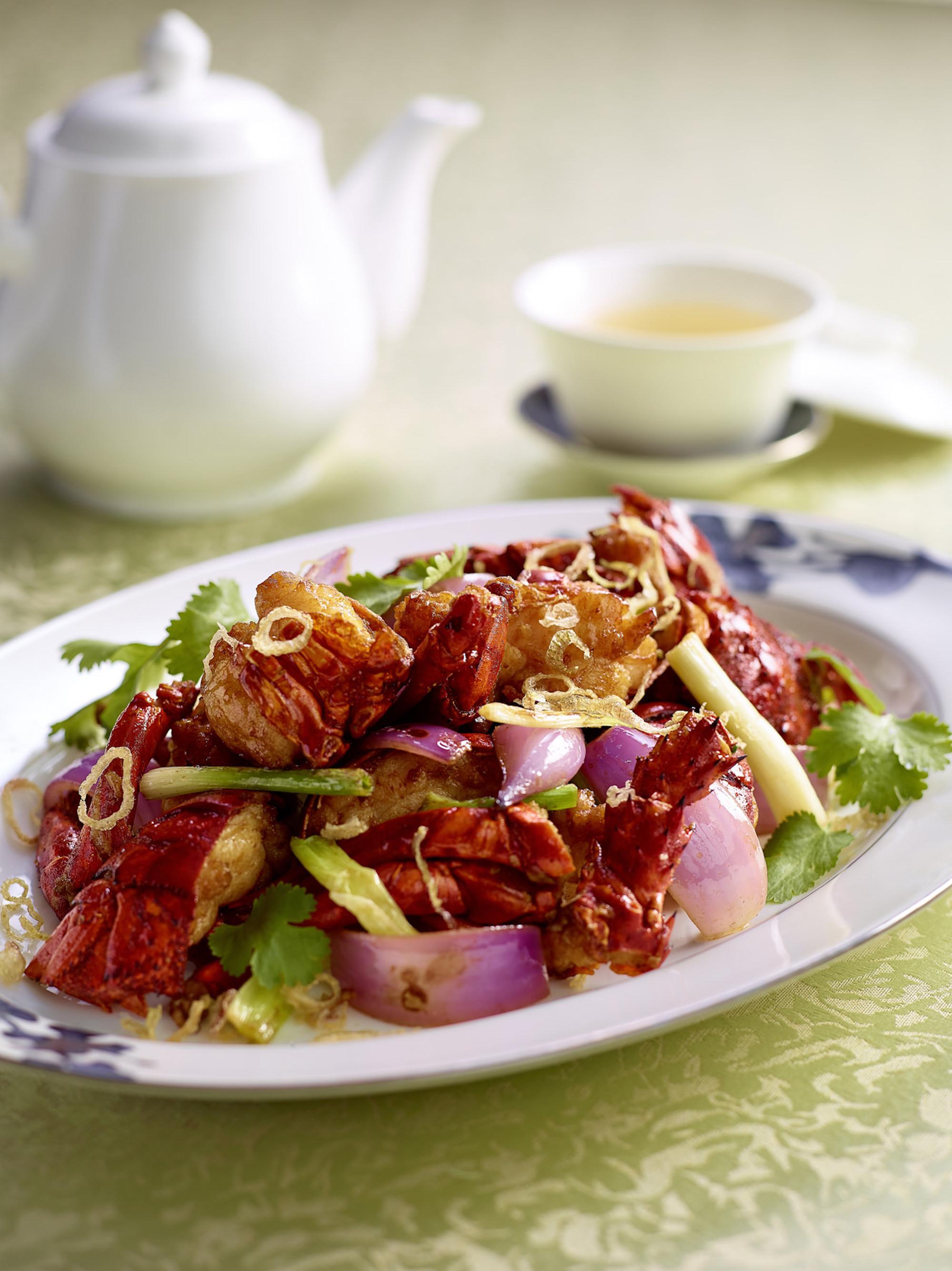 唐閣(T'ang Court) 料理