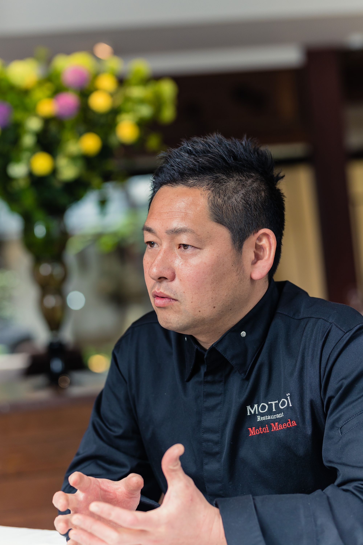 Restaurant MOTOI(レストラン モトイ) 前田元