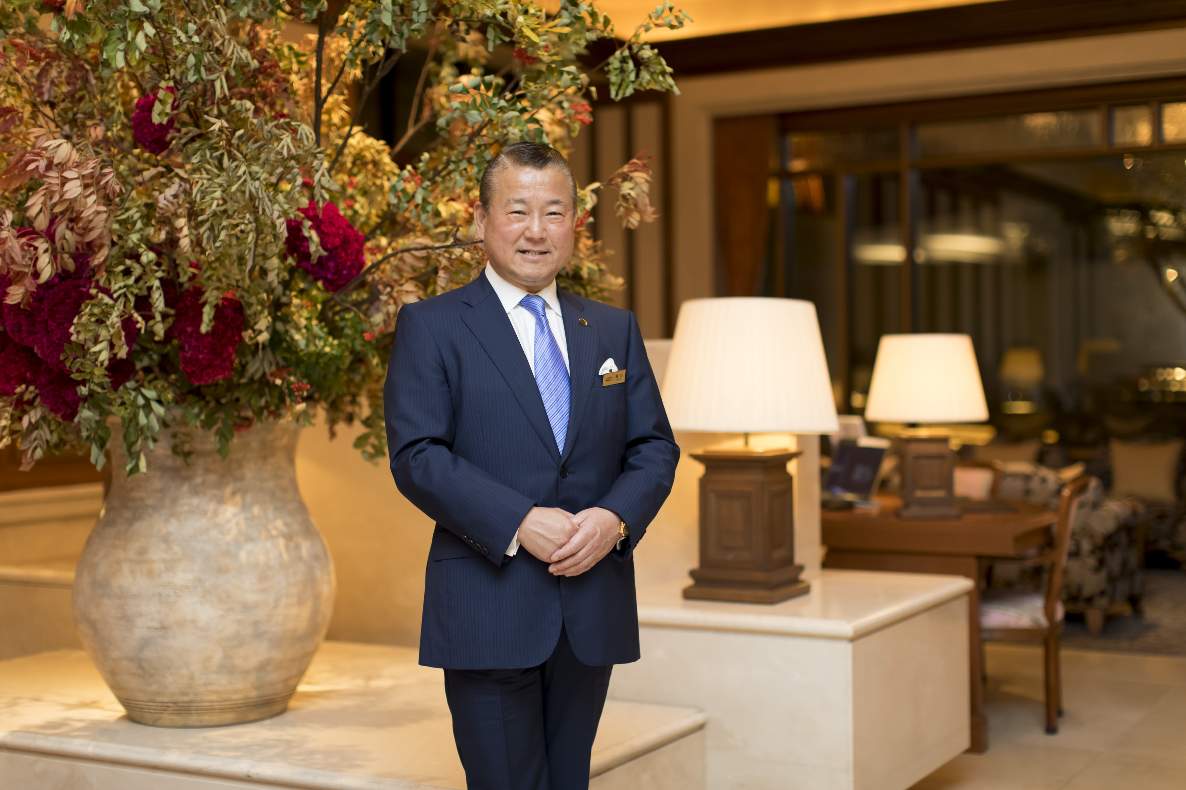 ホテル ラ・スイート神戸ハーバーランド 檜山和司