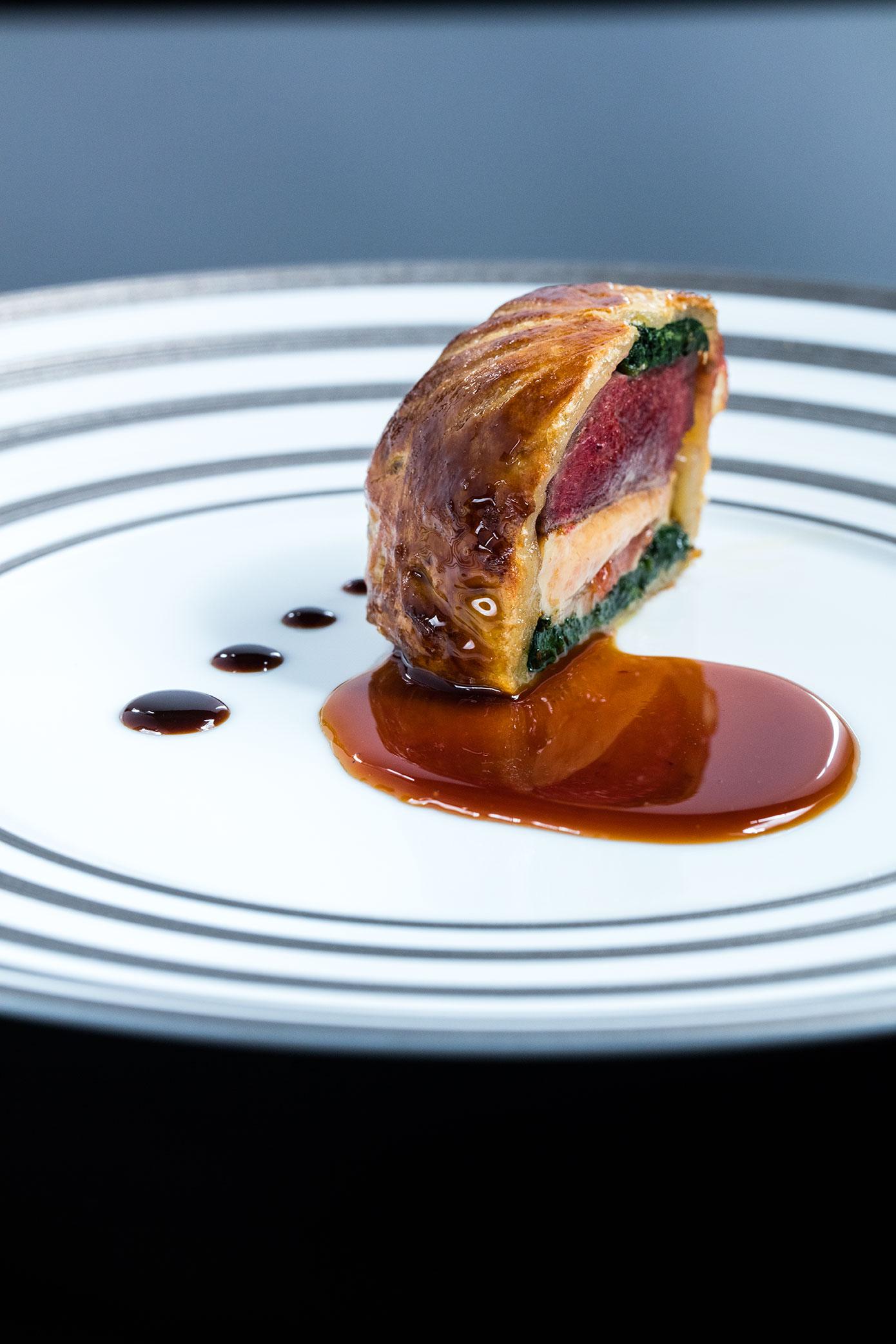 L'ASSIETTE CHAMPENOISE cuisine