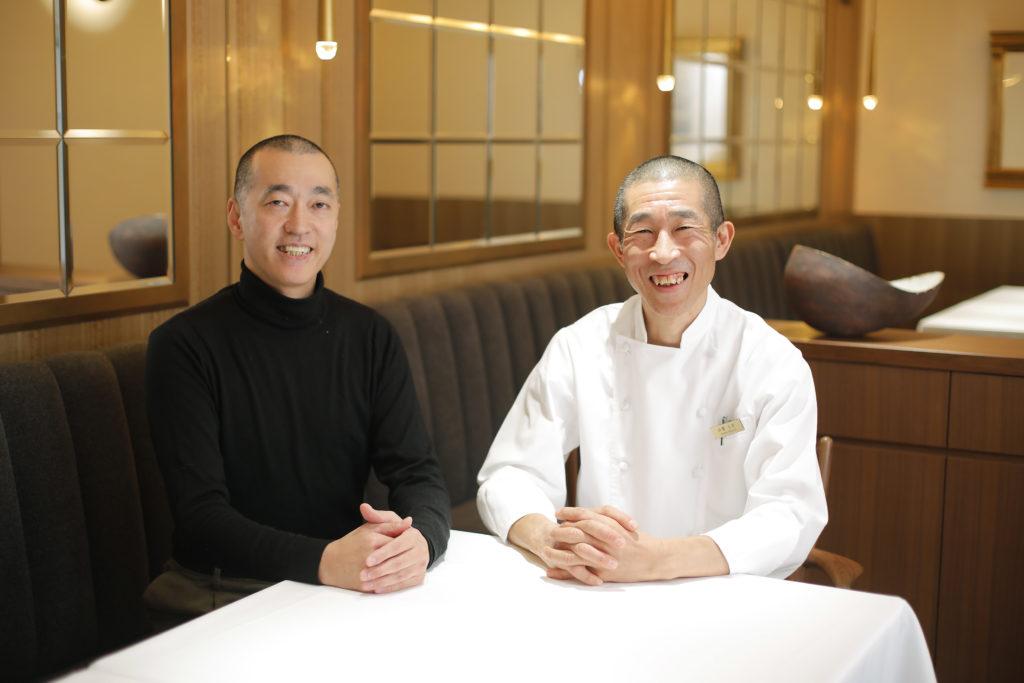 RESTAURANT NANPEIDAI(レストラン ナンペイダイ)高橋七洋&石川秀樹