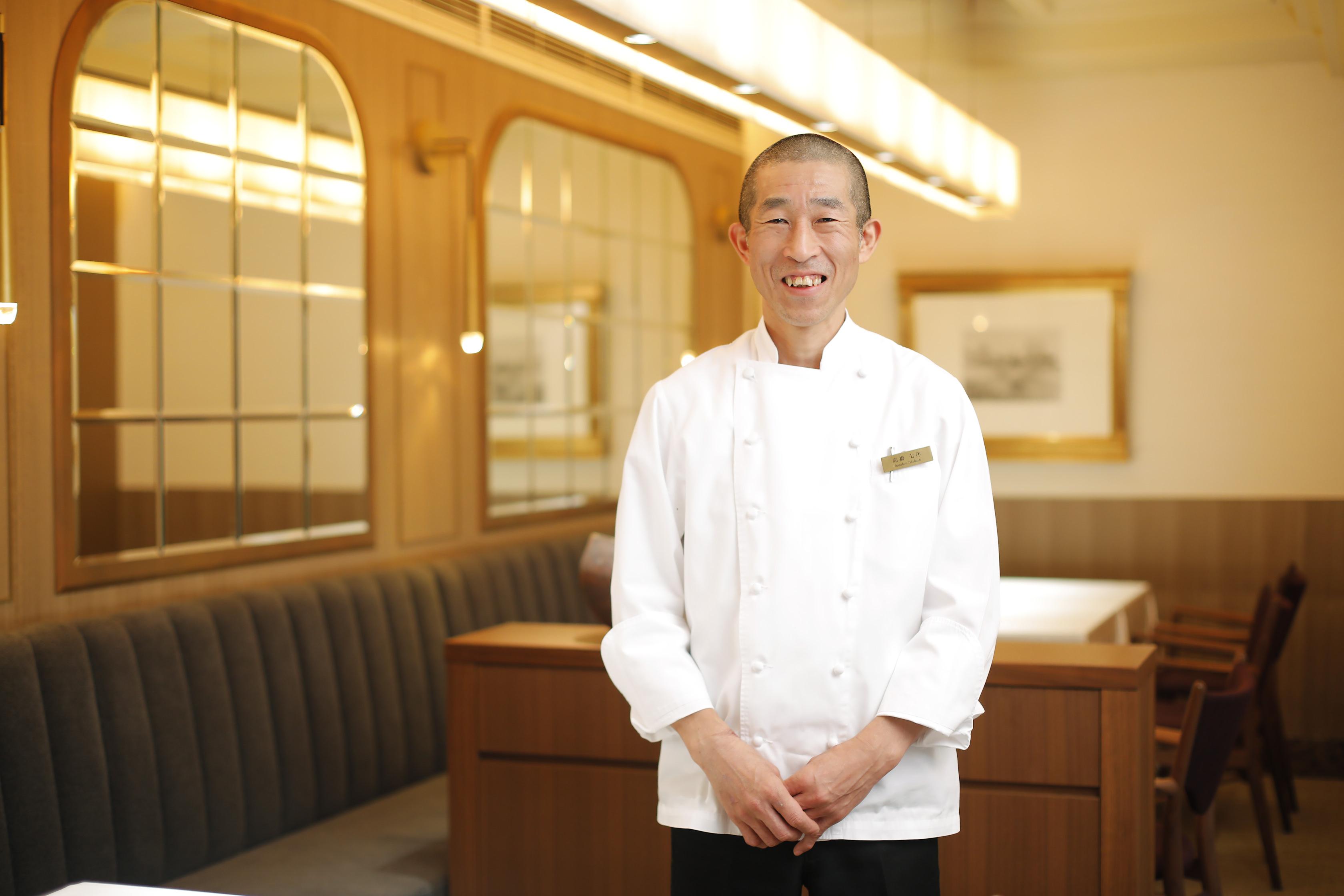RESTAURANT NANPEIDAI(レストラン ナンペイダイ)高橋七洋