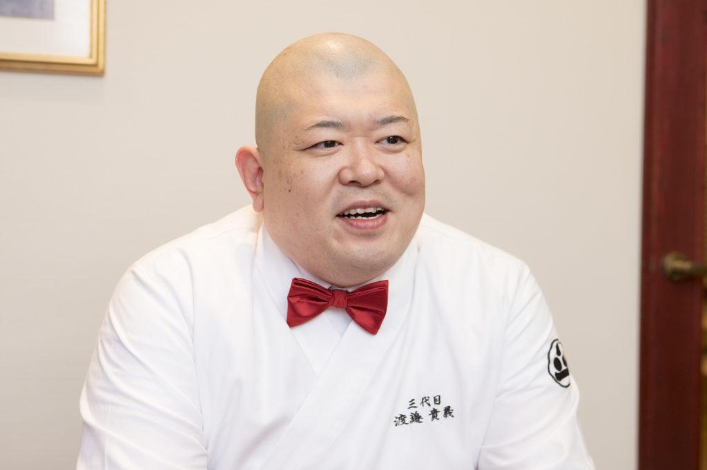 照寿司 渡邉貴義