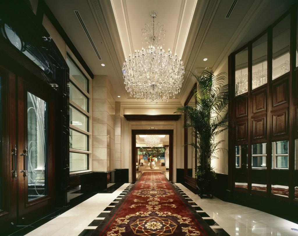 ホテル ラ・スイート神戸ハーバーランド 内観 廊下