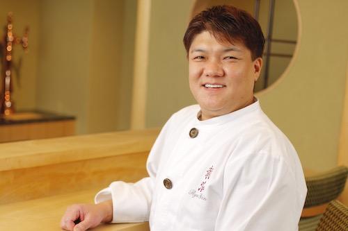 日本の豊かさを、料理を通じて伝えていく。愛国の料理人