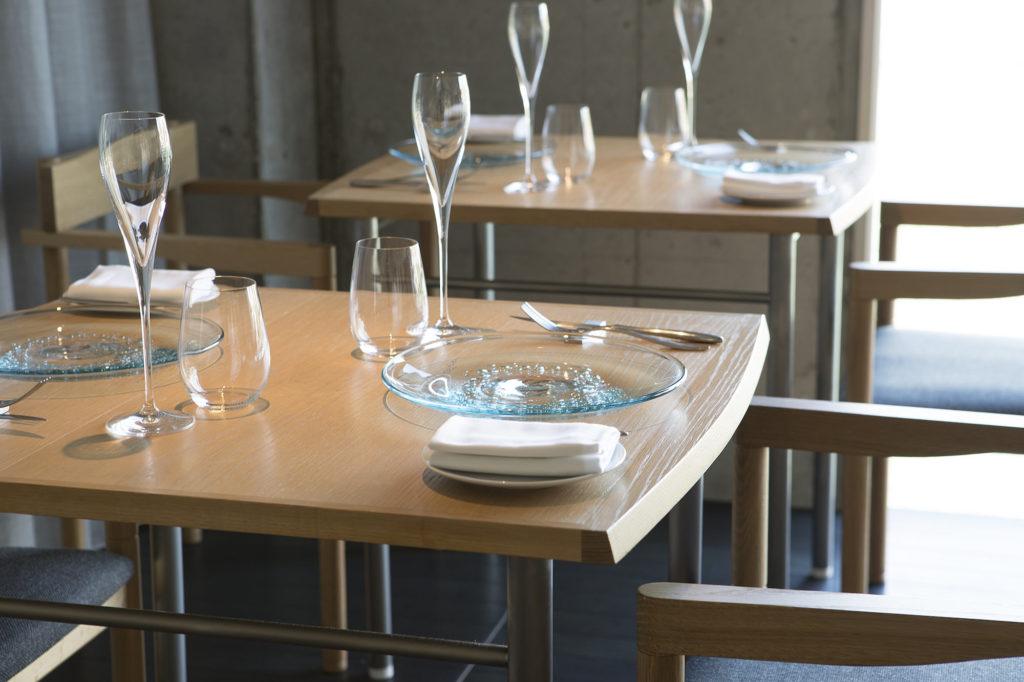 L'eau Blanche(ローブランシュ)テーブルセット