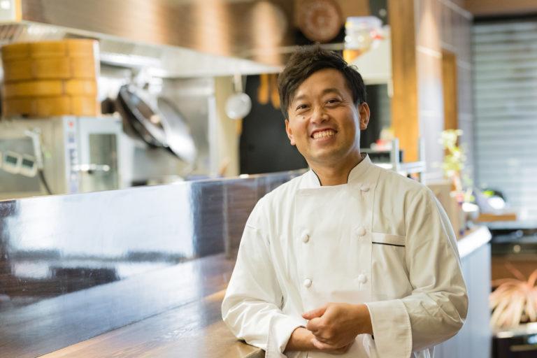 本場の中華に和食やフレンチを取り入れ、食材にもこだわった中国料理で新風を巻き起こす