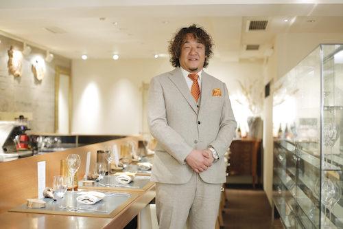 料理人は憧れの世界であって欲しい。サローネグループを基盤に、イタリア料理界に夢を与え続ける