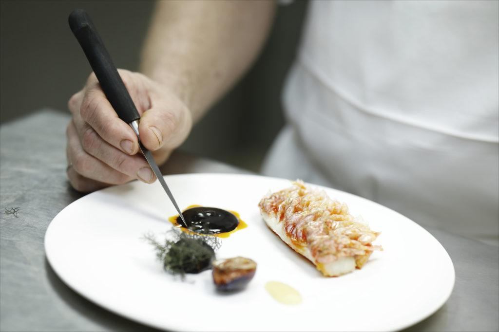 La Table Lucas Cartonの料理