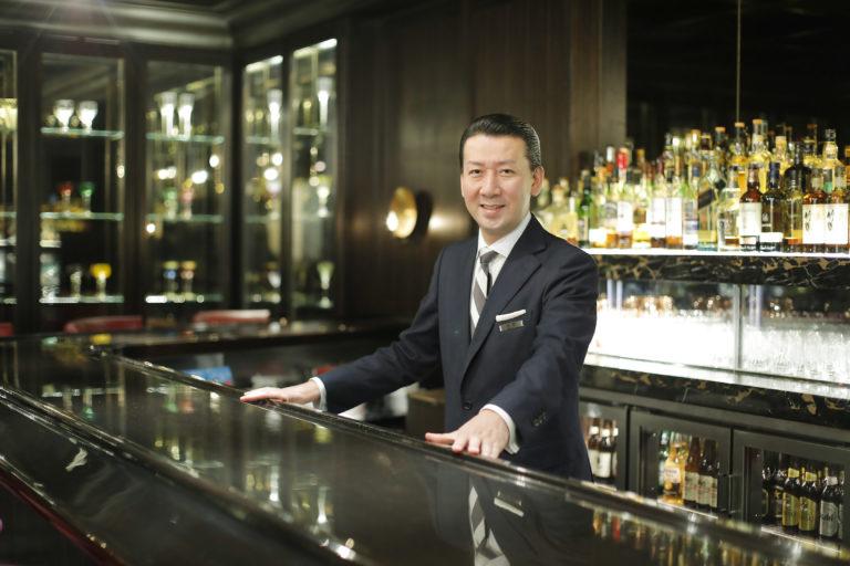 パレスホテル東京「ロイヤル バー」 大竹 学