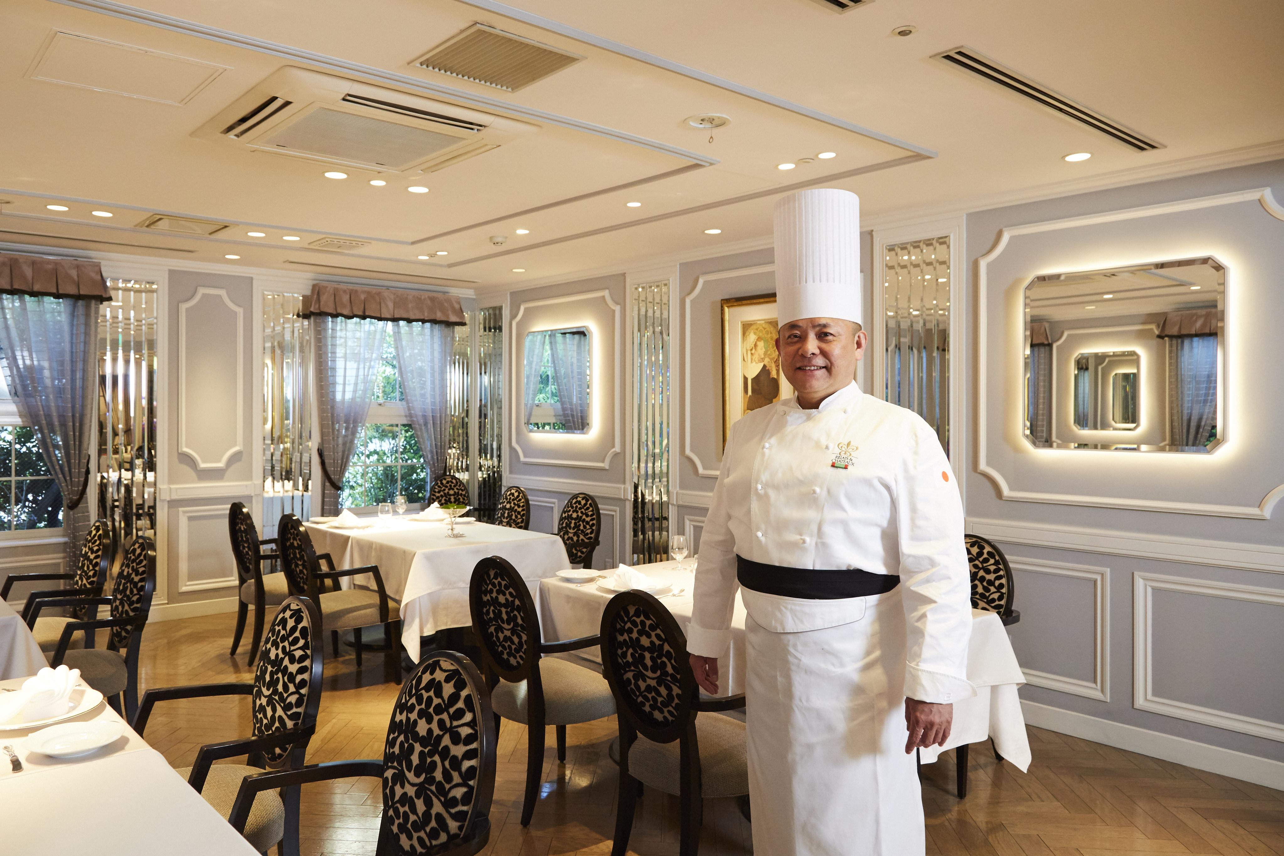 Hiroshi Yamaguchi │ KOBE KITANO HOTEL