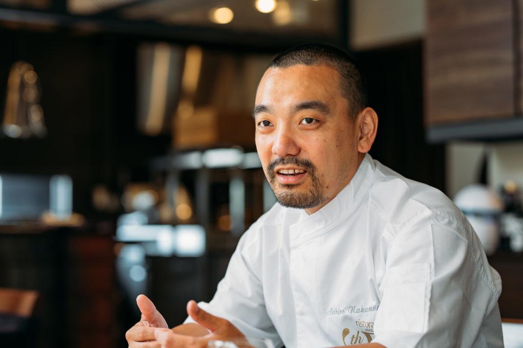 Nakamoto Akihiro │ Ristorante nakamoto │Foodion Recommended Restaurants