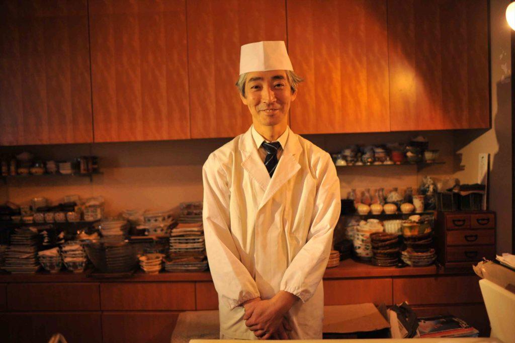 Takashi Kikuchi │ Nishiazabu Kikuchi