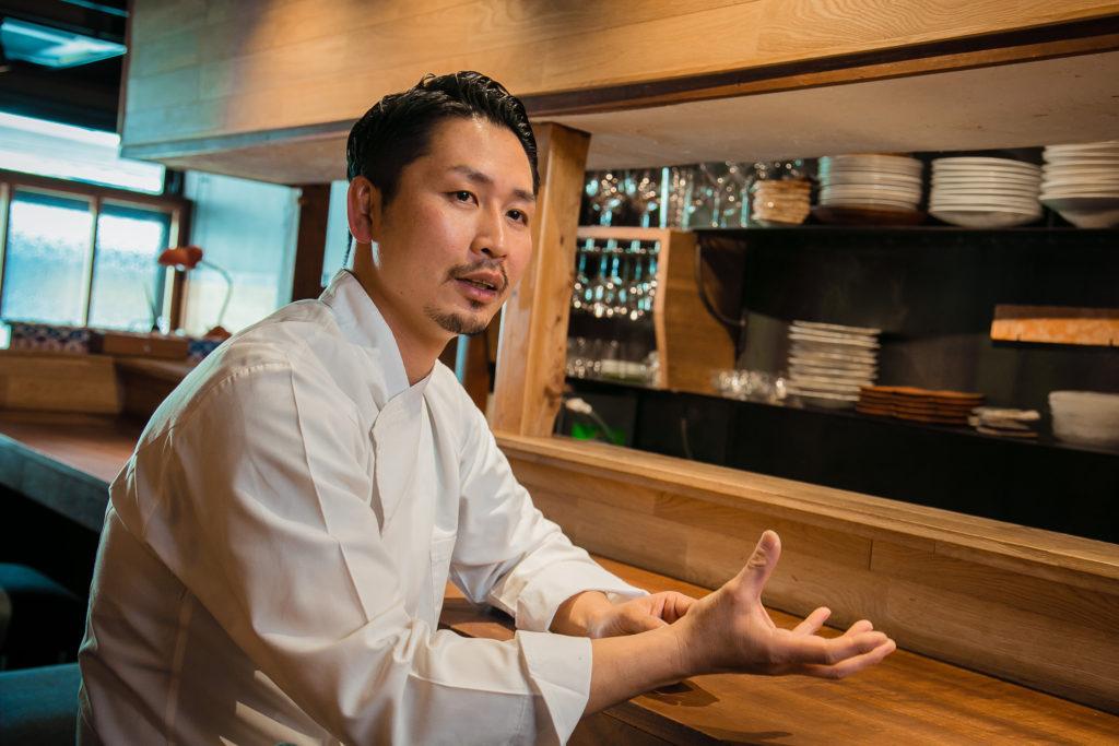 Tetsuo Azuma│Spanish Cuisine aca 1°
