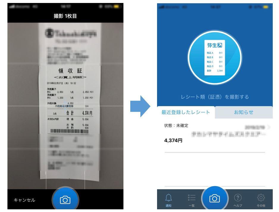 スマートフォンアプリの解説