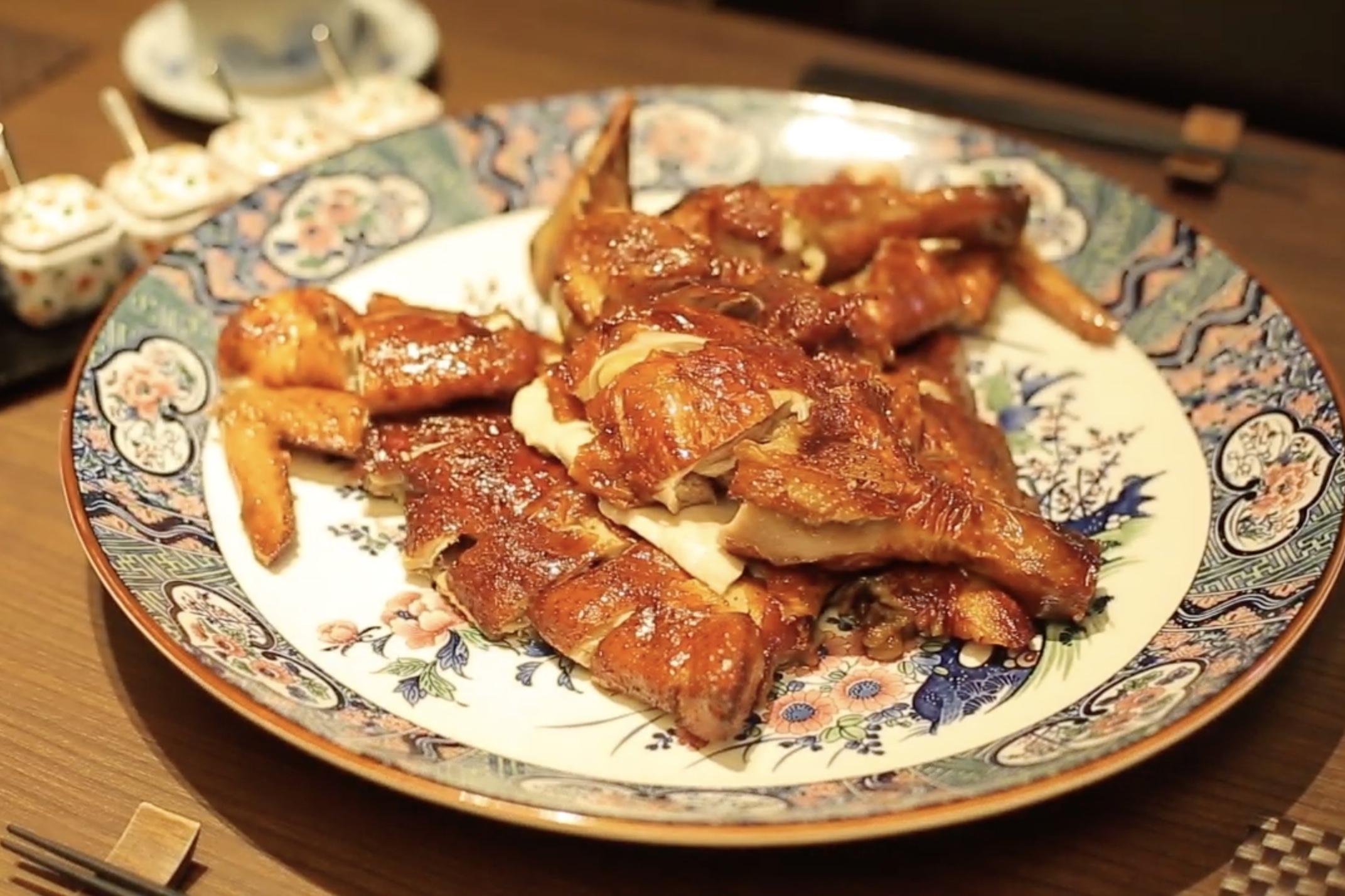 クリスピーチキン|中国菜 エスサワダ