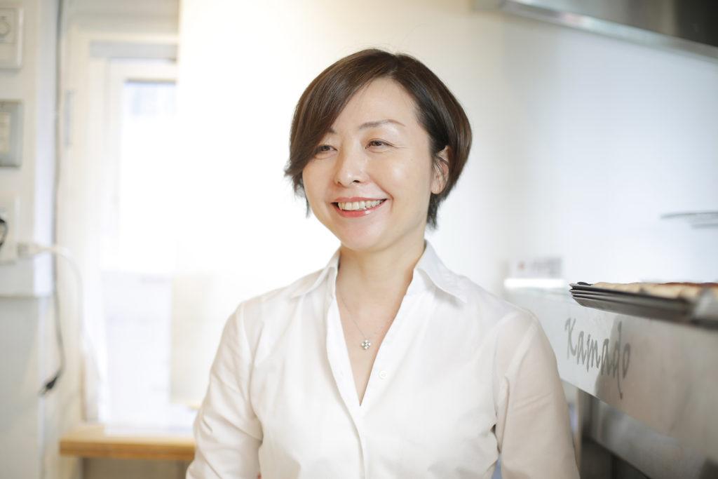 マカロンドール代表・川村祥子さんの写真