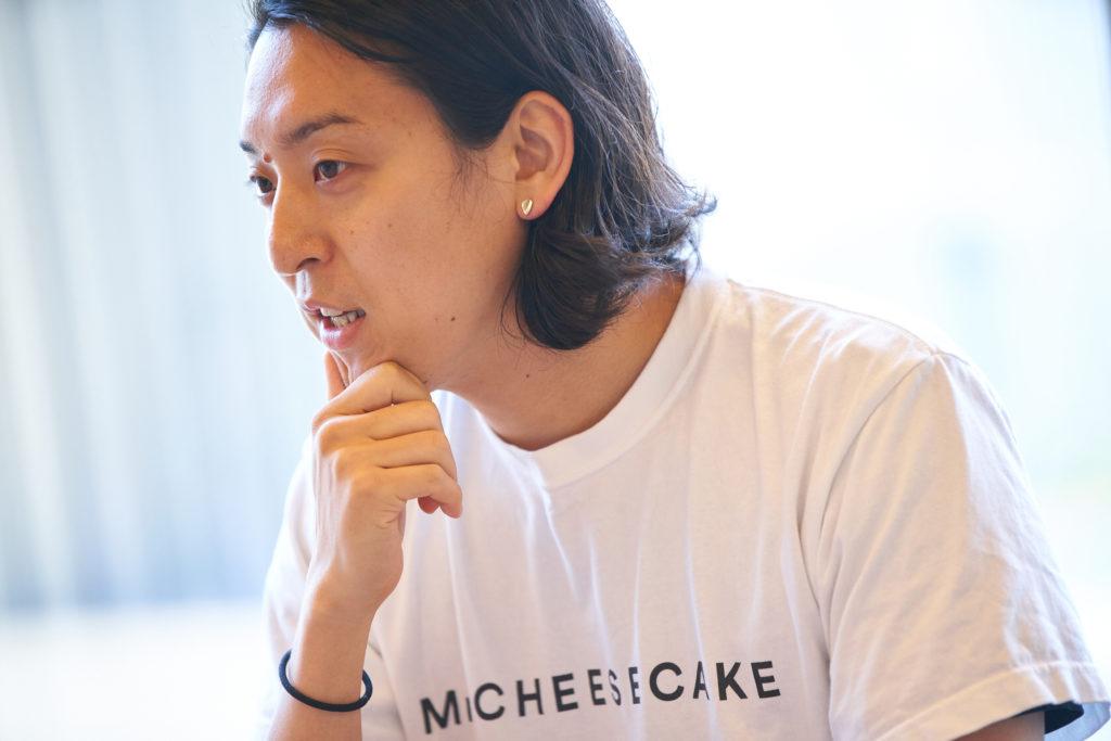 Mr. CHEESECAKEの田村浩二氏