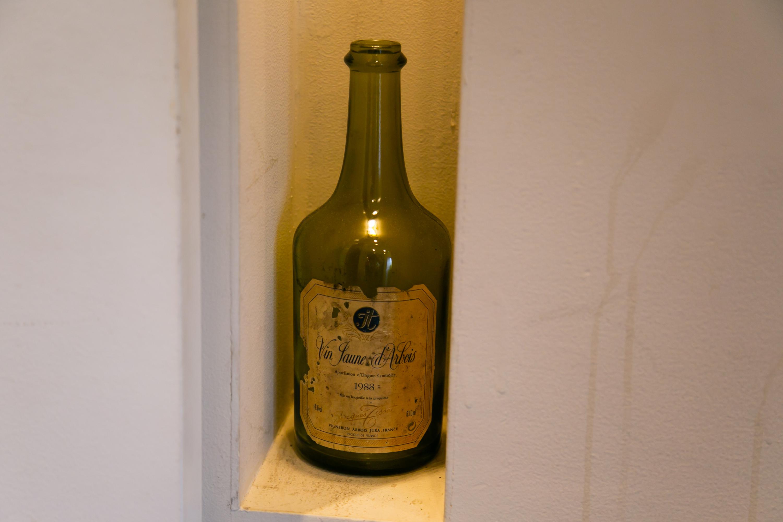 1988年製造ワインボトル