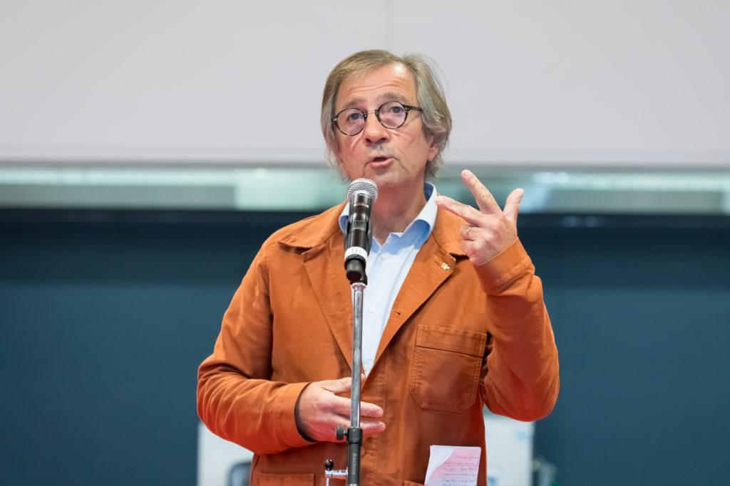 Olivier Roellinger(オリヴィエ・ローランジェ)写真
