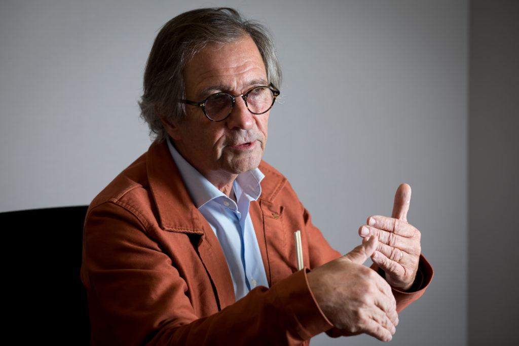 Olivier Roellinger(オリヴィエ・ローランジェ)